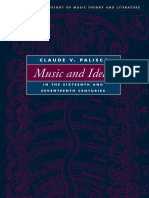 [Studies in the History of Music Theory and Literature] Claude V. Palisca, Thomas J. Mathiesen - Music and Ideas in the Sixteenth and Seventeenth Centuries (2006, University of Illinois Press).pdf