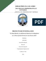 Proyecto de Investigacion Casqui y Victorio