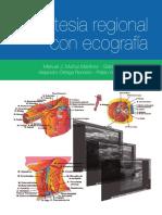 Manuel Muñoz Martinez Anestesia Regional Con Ecografia