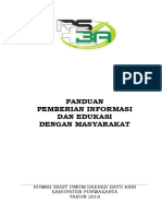 002. Panduan Pemberian Informasi Dan Edukasi Dengan Masyarakat
