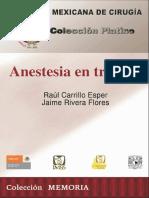 Anestesia en Trauma Medilibros.com