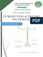 Jair Ivan Torruco Lopez-Autoevaluaciones-Introduccion Al Estudio Del Derecho