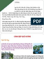 TIẾT 55 - Định Dạng Văn Bản