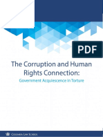 The Corruption and Human Rights Connection