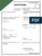 Práctica X 4to IIB