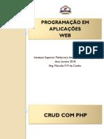 2. Crud com PHP