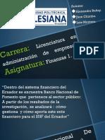 Copia de Sistema Financiero Ecuatoriano BANECUADOR