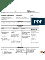 3 Planeacion Español y Matematicas 3
