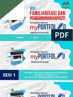 Slaid myPortfolio