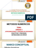 1.Errores de Calculo