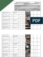 Informe y Seguimiento de Inspecciones
