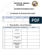 Ficha de Responsables 2017