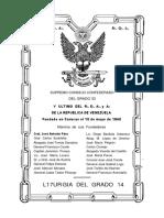 Liturgia del Grado Nro 14.pdf