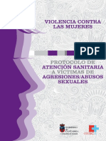 Protocolo Violencia Sexual