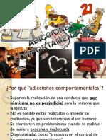 Adicciones Comportamentales Grado 2013