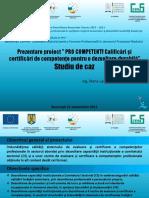 Informare Proiect Procompetent Id 32519- 2014