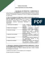Cuestionario Cadenas Comerciales