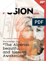 The Algerian beautiful and blessed Awakening Magazine