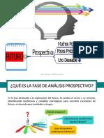 TEMA 3Fase Analisis Prospectivo