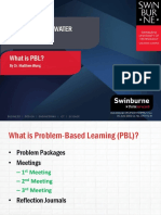 What is PBL(1)