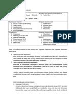 Indikasi Pemasangan Ventilasi Mekanik