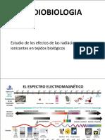 TEMA 9 Radiobiologia General