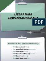 Literatura Hispanoamericana