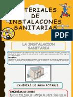 Instalaciones Elétricas y Sanitarias 6