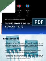 Transistores de Union Bipolar