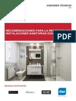 Ficha Recepción Instalación Sanitaria