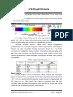 SPEKTROMETER UV NILATS TSURAYYA.doc