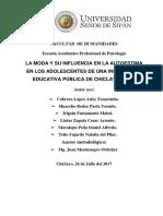 la moda y su influencia en la autoestima en los adolescentes de una institucion educativa publica de chiclayo. 2017.docx