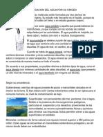 277072875-Clasificacion-Del-Agua.docx