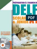Delf a 1 Scolaire Et Junior
