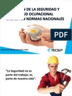 GESTIÓN DE LA SEGURIDAD Y SALUD OCUPACIONAL,TECSUP.pdf