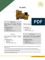 Schrage Motor  DL 1027S