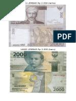 Uang Lembar Rp 2000
