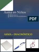Asma en Niños 2014 Residentes(1)