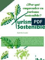 Danilo Diaz Granados - ¿Por Qué Emprender en Turismo Sostenible?