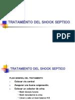 (26) Tratamiento Del Shock Septico