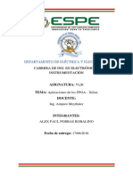 APLICACIONES FPGA