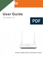 D303V1.0 User Guide