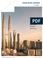 Epic Research Malaysia - Daily KLSE Report for 26 October 2018