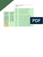 Booking Detail Report 13 JAN (Etd 18-25) AUT 13 JAN 1 SIANg