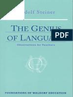 Genius of Language-Rudolf Steiner-299