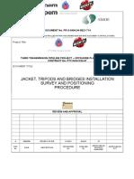 PR S 0404.04 5021 714 PRP Svy Install RevA