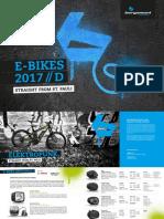 e Bike Katalog 2017