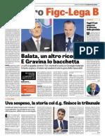 La Gazzetta Dello Sport 26-10-2018 - Il Caso