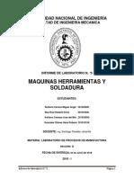 INFORME-MAQUINADO-SOLDADURA