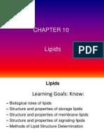 10 Lipids